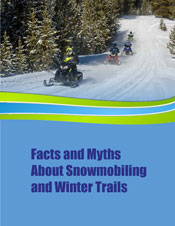 Facts and Myths About Snowmobiling and Winter Trails PDF