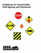Guidelines for Snowmobile Trail Signing and Placement PDF