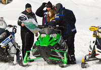 Snowmobile safety training calendar