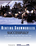 Renting Snowmobiles Successfully guide