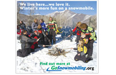 GoSnowmobiling.org print ads